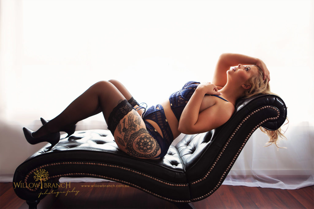 Boudoir Session Gold Coast