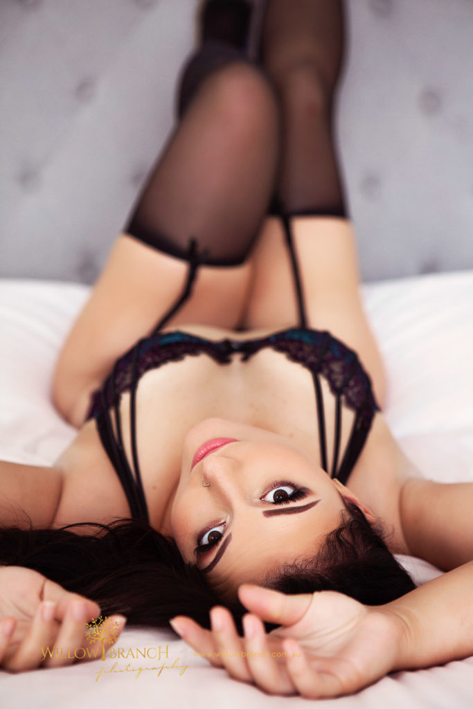 Boudoir Photo Shoot Gold Coast