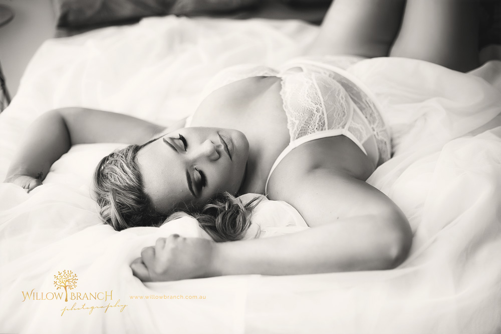 Gold Coast Bridal Boudoir